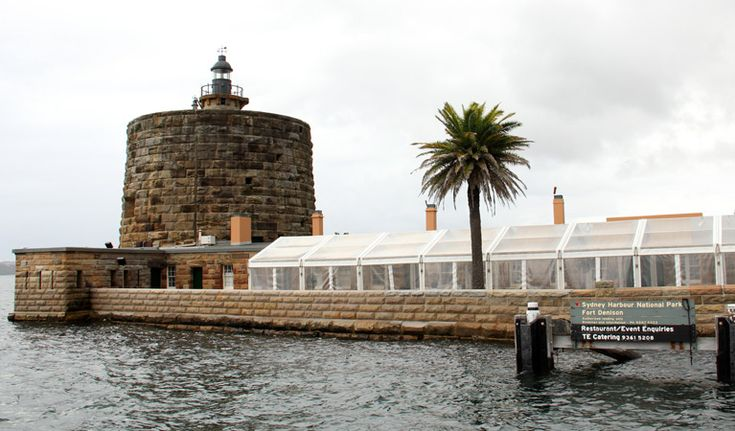 Fort Denison | NSW National Parks and Wildlife Service