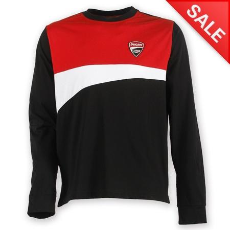 Ducati Corse Men's Long Sleeve T-shirt picture $52.70 size XL
