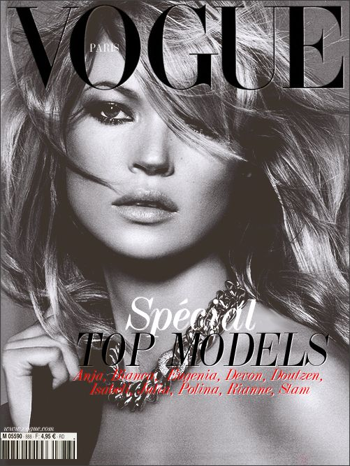 kate moss | kate moss along with vogue paris are casting the december 2009 vogue ...