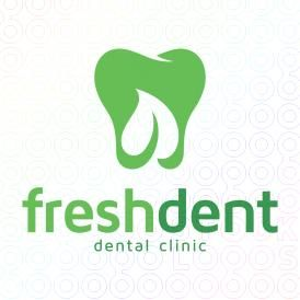 Fresh Dental Clinic logo
