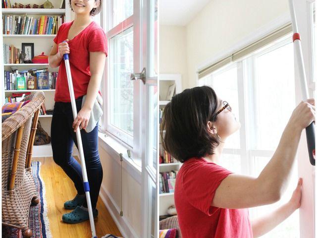 Ez a nő tudja a legjobb takarítási trükköket, mindenki őt utánozza