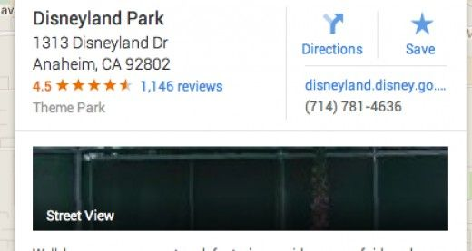 Disneyland's address- 1313 Disneyland Dr. Which the 13 letter in the alphabet is m so mm is Mickey Mouse.