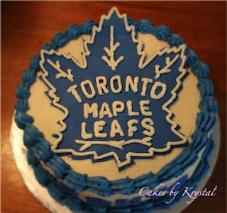 Toronto Maple Leafs huh that could be done on my birthday haha