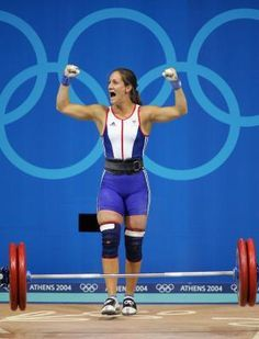 Powerlifting competitions are comprised of three exercises: the squat, bench press and deadlift. According to USA Powerlifting rules, in women's powerlifting, competitors are divided by age -- ...