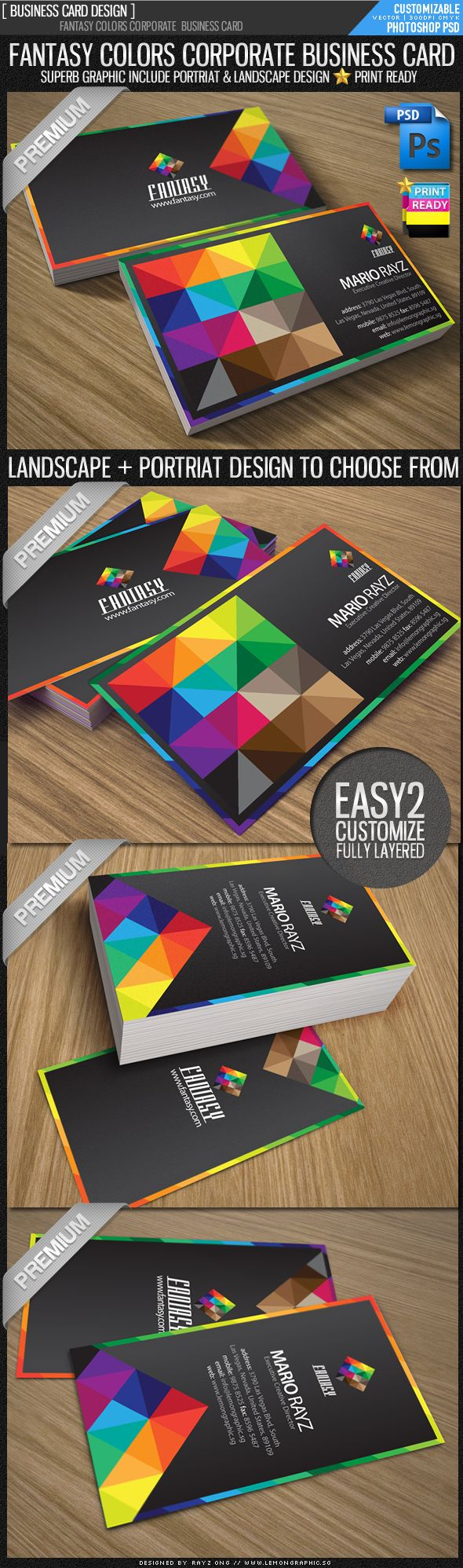 334 best creative business cards images on pinterest apartment fantasy business card by lemongraphic on deviantart magicingreecefo Images