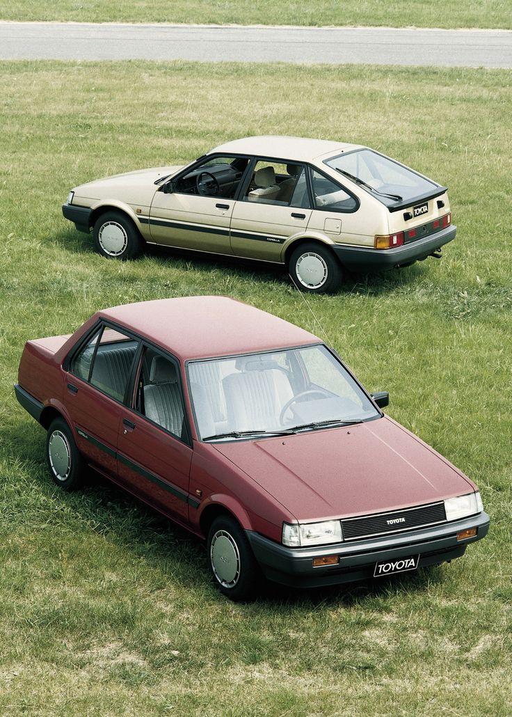 #Toyota #Corolla   #1982 #oldcar #classic