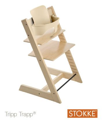 This is on the desire list for post 6months - mothercare vouchers welcomed! The chair and harness are not cheap! (natural wood)