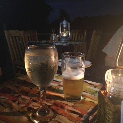 Wine Time! Milwane, Swaziland