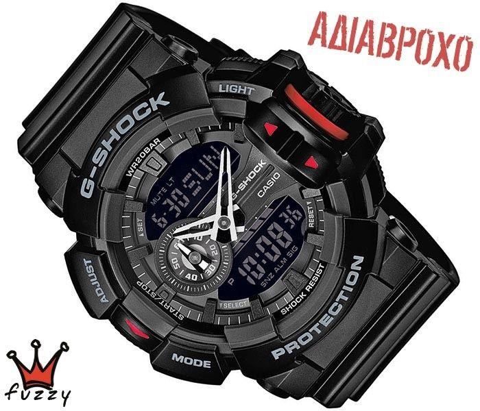 Ρολόι ανδρικό Casio G-SHOCK (GA-400-1BER)