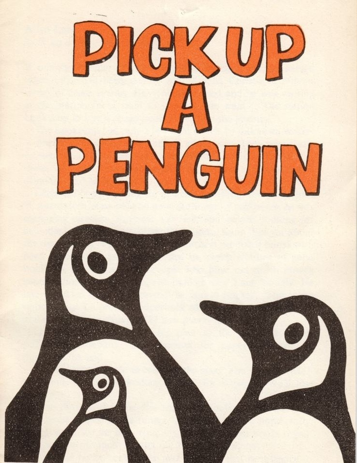 93 best penguin books images on pinterest penguin books books and vintage penguin ad fandeluxe Images