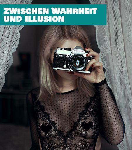 Schwarzer Spitzenbody – Zwischen Wahrheit & Illusion