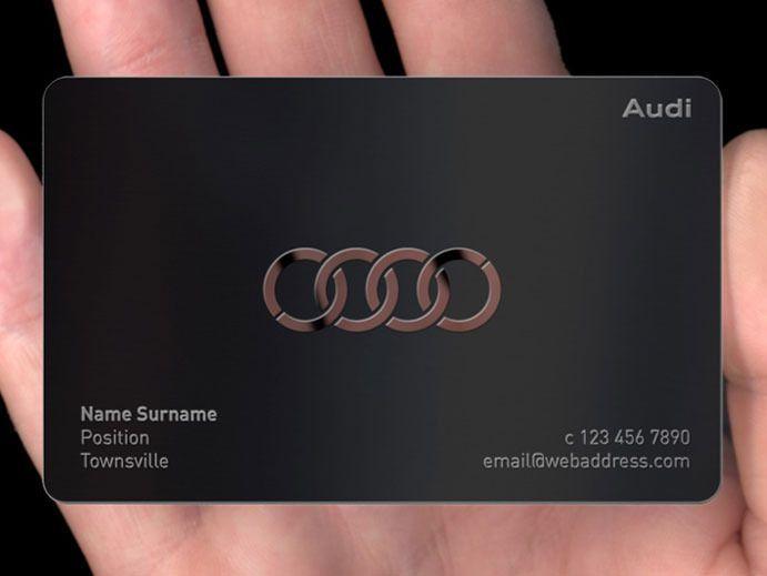 Metal Business Cards Los Angeles Best Business Card Printing In Los