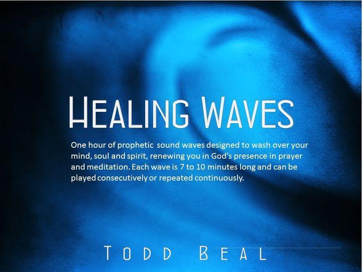 Healing Waves Anointed Soaking Prayer Prophetic Instrumental Worship Music
