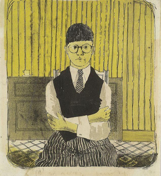 1000 images about david hockney on pinterest fine art for David hockney venezia