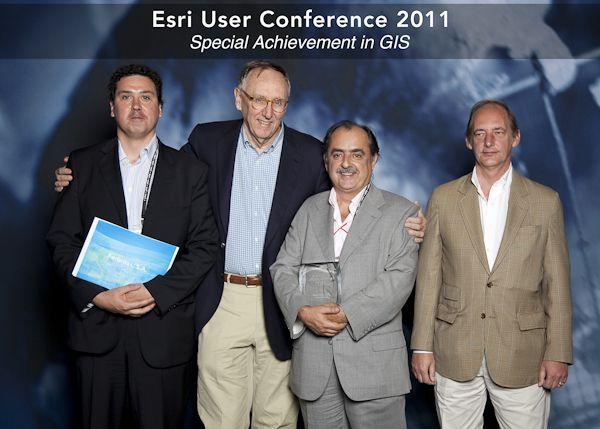 Ferbritas Cadastre Information System - 2011 Esri SAG Award Winners