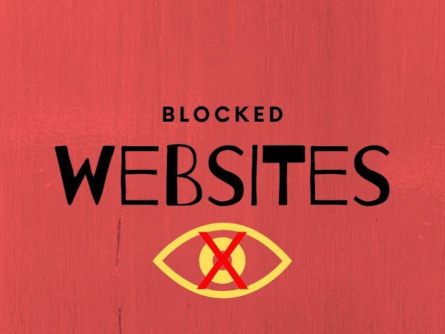 How To Get On Websites That Are Blocked At Work