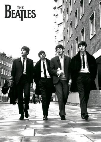 Lex loves The Beatles | What? This has nothing to do with my personal preference...