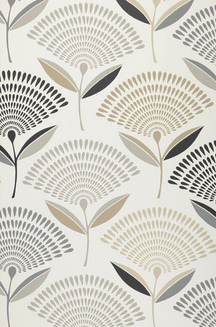 Romana   Papier peint des années 70