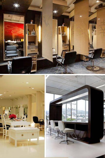 Byron & Tracey, Beverly Hills  Sally Hershberger, Los Angeles  Salon Yuni, San Francisco