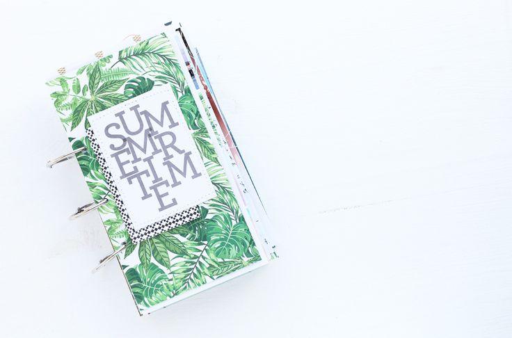 Der Sommer hat sich am Freitag im Laufe des Tages verabschiedet *seufz*.  Und mit dem Sommer-Mini wird die Jahreszeit auch auf meinem...