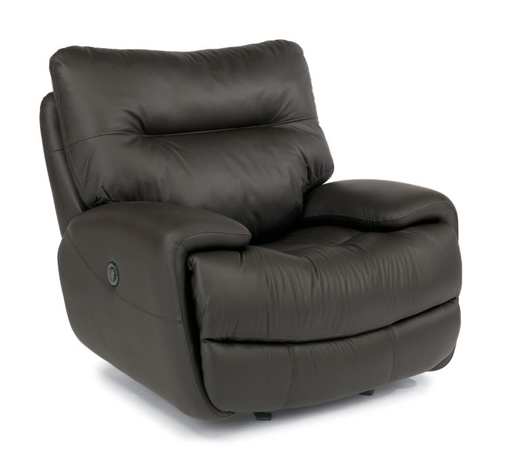 Silhouette Power Gliding Recliner By Flexsteel At Crowley Furniture In Kansas City