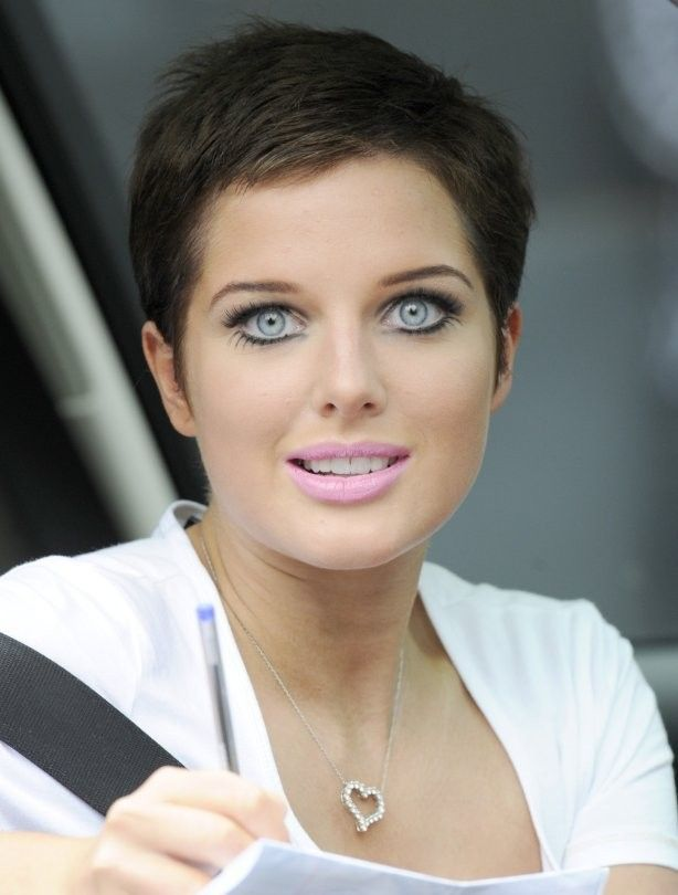 good haircuts for boys mejores 109 im 225 genes de helen flanagan en 1324 | 4f99c58390f6c45fe3d7b0f8ad9e1324 celebrity short hairstyles short haircuts