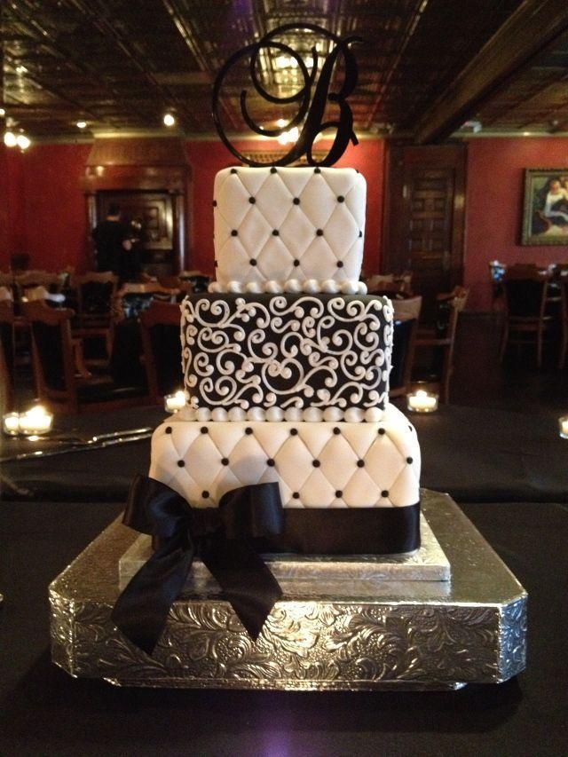 square black and white wedding cakes pictures%0A wedding cake http   prettyweddingidea com  More