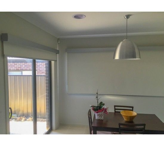 Roller Blinds - Greater light control, whilst remaining sleek and subtle
