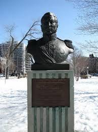 Resultado de imagen para estatuas de san martin
