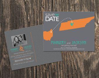 New Zealand Wedding Save The Date Destination Postcards Magnets
