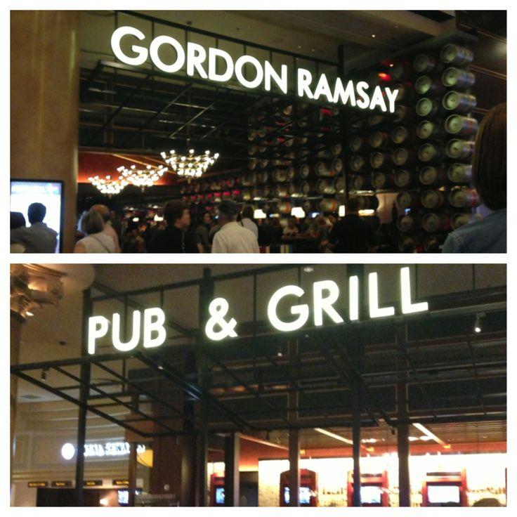 Gordon Ramsay Pub & Grill in Las Vegas, NV