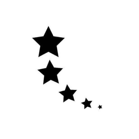 Star Temporary Tattoo – Fake tattoos – Products – #Fake #Products #Star #Tattoo …  – narbe
