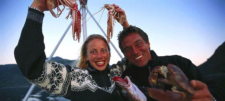 mat - Havfiske i Runereim, Norge - Foto: Terje Rakke/Nordic Life/Fjord Norway