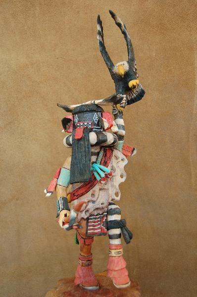 Types of Kachina Dolls | Left Hand Kachina Doll