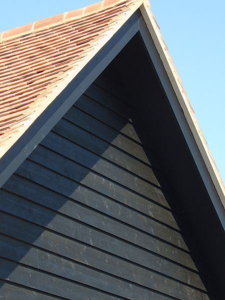 Q-Clad Pre-painted Black Timber Cladding (Rebated) 23 x 6 x 174mm