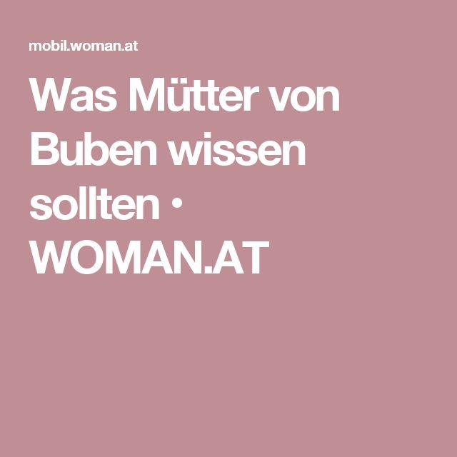 Was Mütter von Buben wissen sollten • WOMAN.AT
