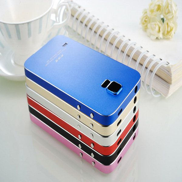 Aluminum Metal Frame Protective Case Cover For Samsung Galaxy S5…