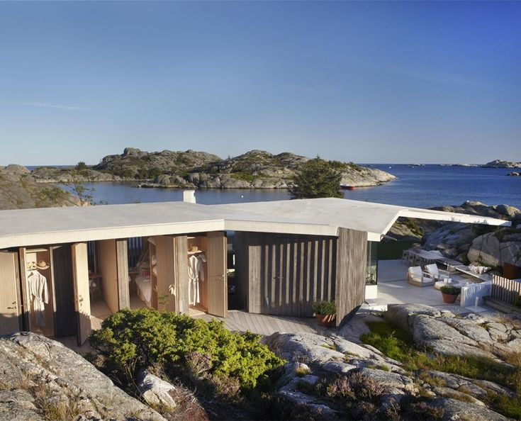 Exceptional Kristiansand Summer House | Heiberg Cummings Amazing Pictures