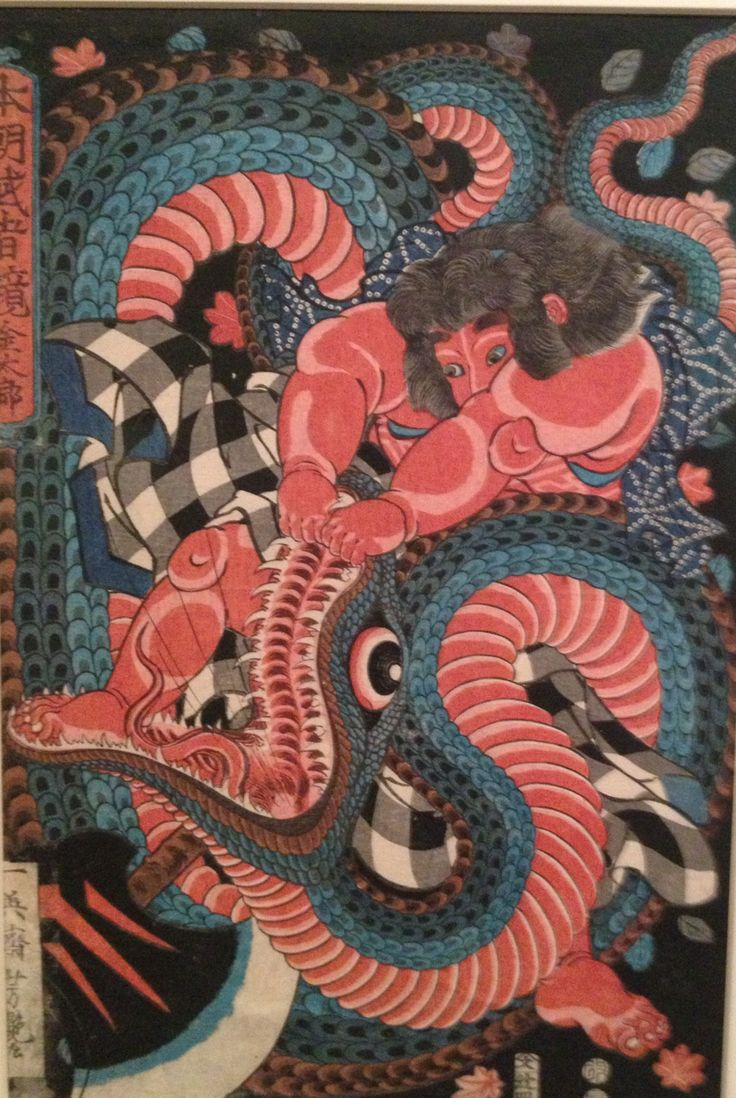 Japanese art from the Ashmolean in Oxford