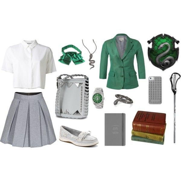 1000+ images about Slytherin - Fashion on Pinterest
