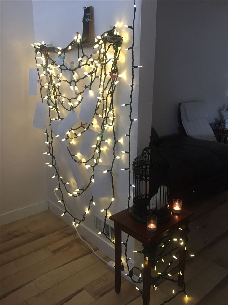 DIY Owl Post