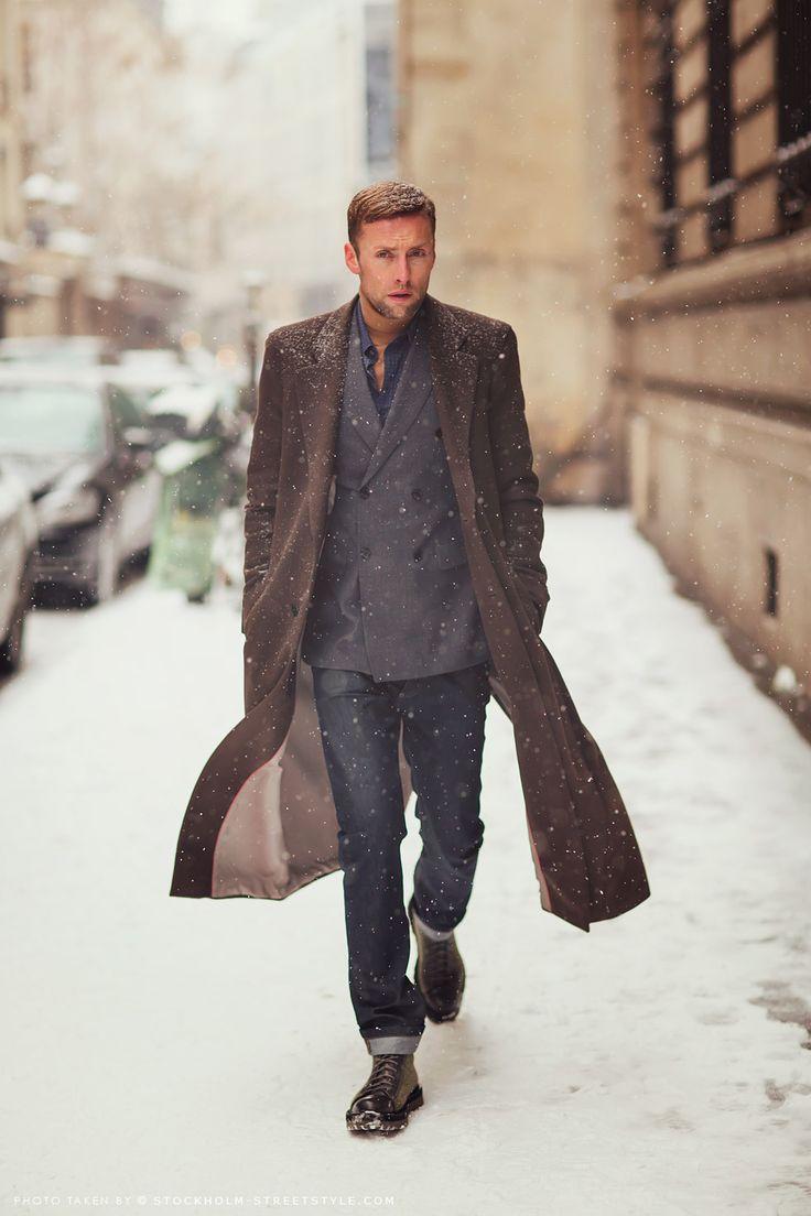44 best Men\u0027s Winter Outfits images on Pinterest | Men fashion ...