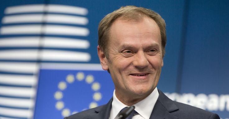 #world #news  European Council president speaks Ukrainian at Brussels summit #FreeUkraine #StopRussianAggression