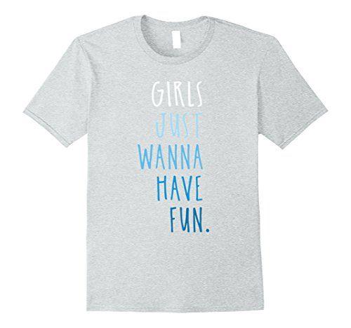 Mens T-Shirt Girls Just Wanna Have Fun Small Heather Grey... https://www.amazon.com/dp/B076MN8NKL/ref=cm_sw_r_pi_dp_x_Y.S7zbPQSA7RG