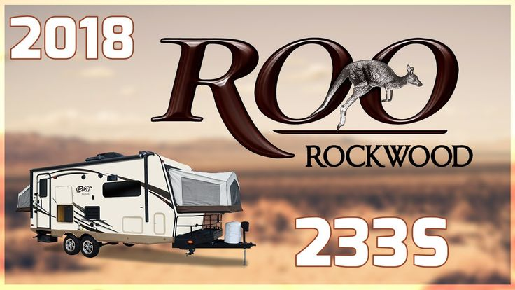 2018 Forest River Rockwood Roo 23IKSS Hybrid Trailer RV For Sale All Seasons RV Supercenter Buy this 2018 Rockwood Roo 23IKSS Hybrid Trailer now at http://ift.tt/2uOnMSS or call All Seasons RV today at 231-760-8772!  The 2018 Rockwood Roo 23IKSS Hybrid Trailer is the perfect blend of amenities and affordability. Find yours today at All Seasons RV Supercenter!   This 25' expandable hybrid trailer has 2 electric slide outs on a fully aluminum frame radius roofs with interior vaulted ceilings…