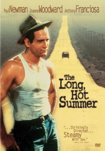 The Long, Hot Summer DVD