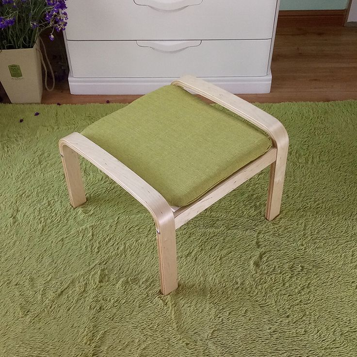 Find More Stools & Ottomans Information about Comfortable Wooden Stool Ottoman Footstool With Linen Fabric Cushion Seat Living Room Furniture Plywood Small Wood Footstool ,High Quality stool yellow,China stool cushion Suppliers, Cheap stool shape from A dream of Red Mansions Store on Aliexpress.com