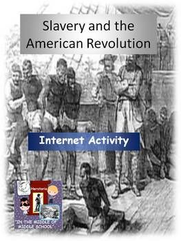 Slavery and the Revolutionary War