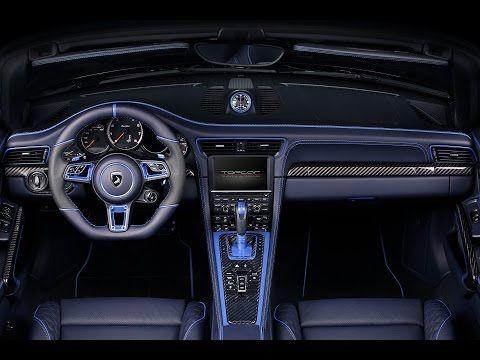 Stinger GTR gen.2 - pure blue Porsche 991 Turbo Cabriolet on ADV