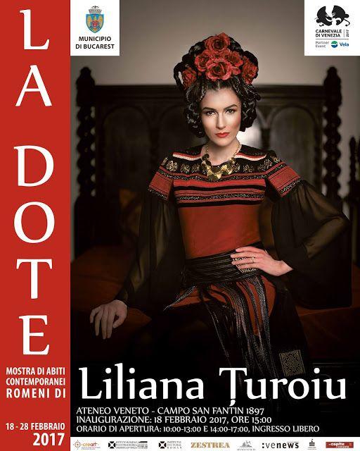 Beauty Story: Zestrea by Liliana Turoiu ajunge la Venetia!